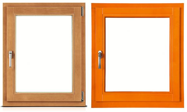 Ukryte okucia do okien drewnianych poprawiają estetykę konstrukcji.