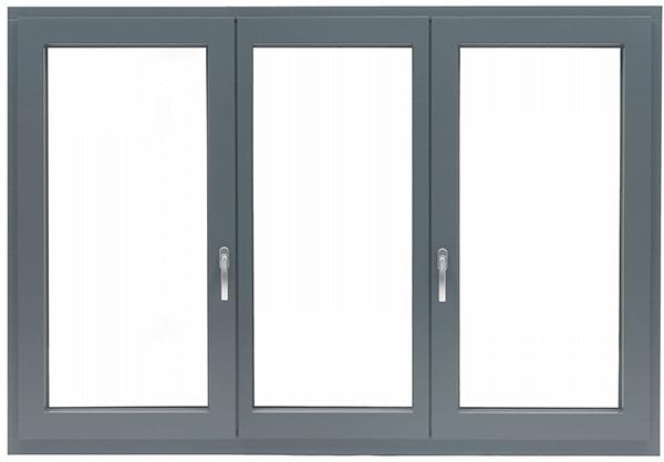 Ukryte okucia do okien drewnianych poprawiają wizualną stronę stolarki.