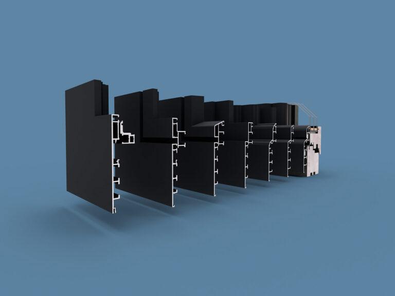 Aluminiowe okładziny Aluron dostępne w MS Okna i Drzwi,