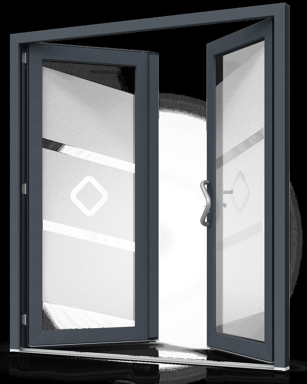 Drzwi_dwuskrzydlowe_szklo_piaskowane
